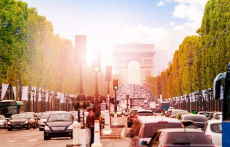 Parijs: Crit'Air-vignet verplicht