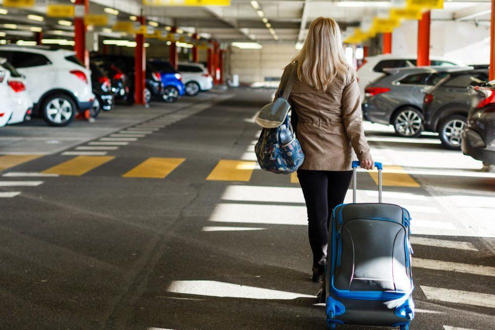 Trouver un parking à l'aéroport