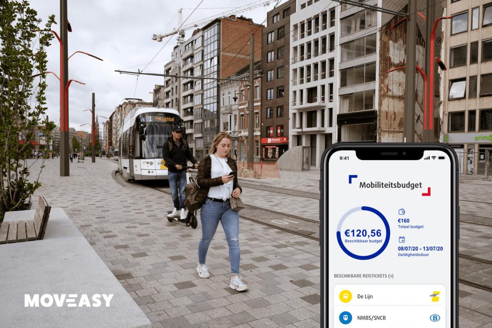 Moveasy: de mobiliteit overal binnen handbereik