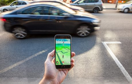 Les dangers du Pokémon Go