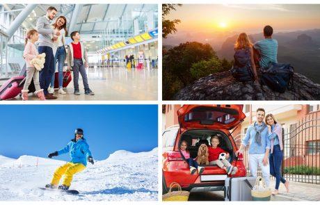 Europ Assistance lanceert een nieuw gamma reisverzekeringen