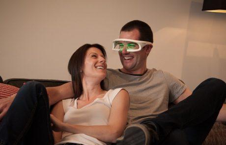 Een bril tegen de jetlag