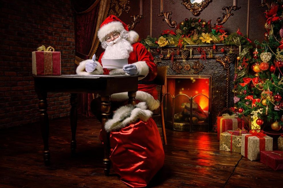 Rendez-vous chez le Père Noël