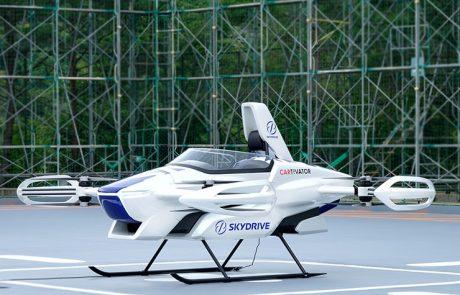 Is de auto van de toekomst een vliegende auto?