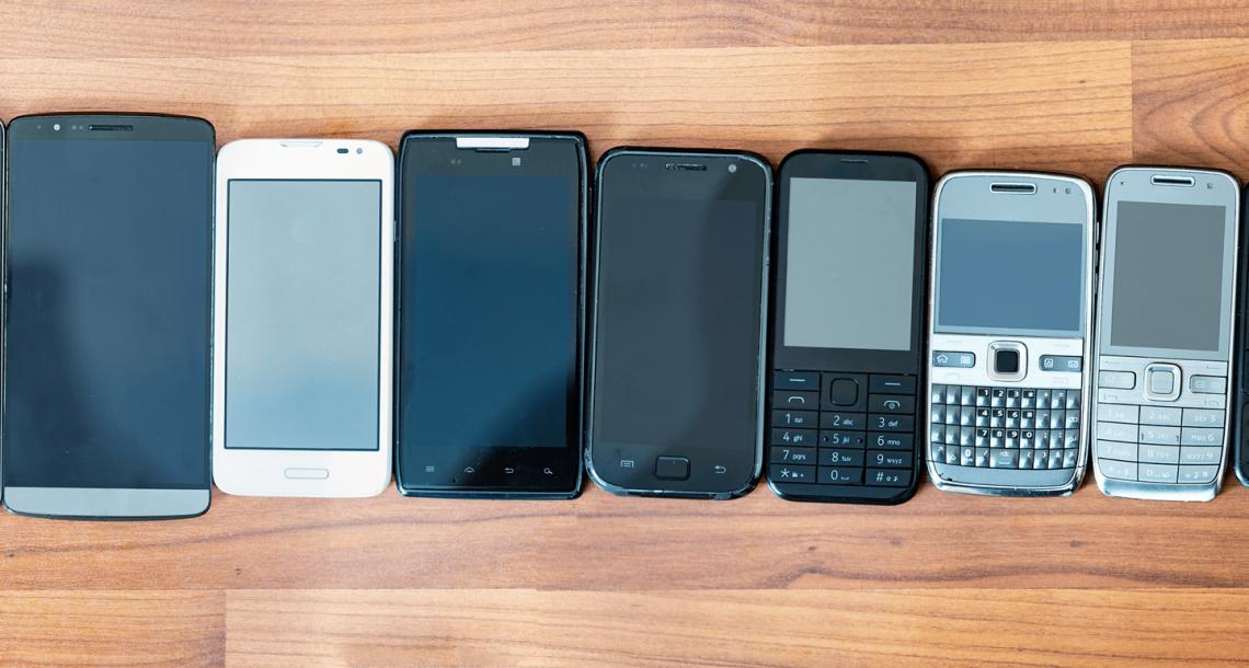Hoe uw gegevens overzetten wanneer u van telefoon verandert?