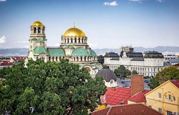 Op ontdekking van Bulgarije