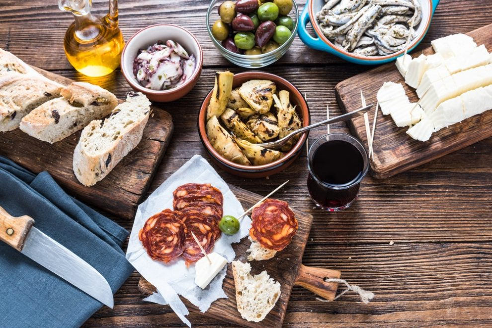 Le Slow Food: la découverte des spécialités locales