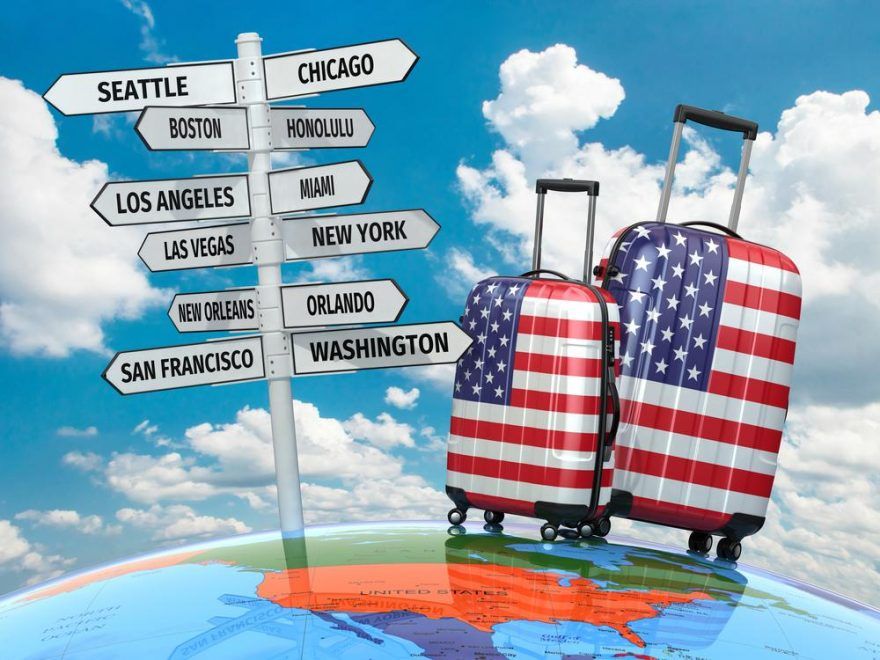Een reis naar de Verenigde Staten goed voorbereiden
