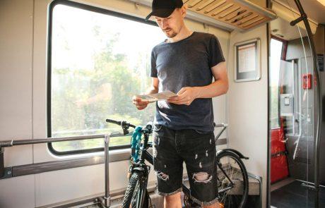 Voyager en train avec votre vélo