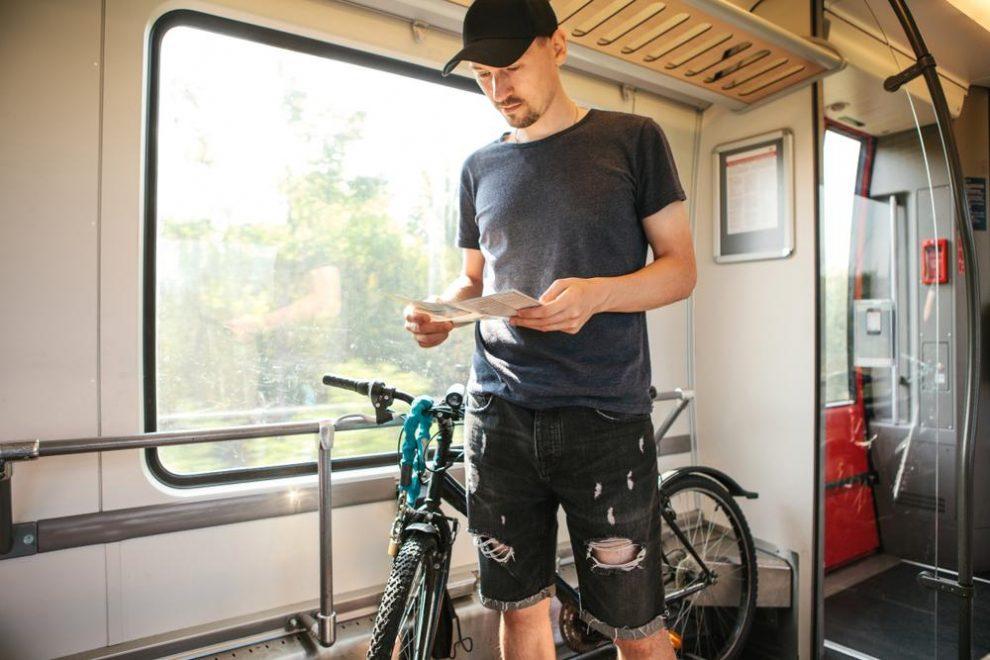 Reizen met de fiets op de trein