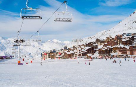 """Val Thorens is """"beste skistation van de wereld"""""""