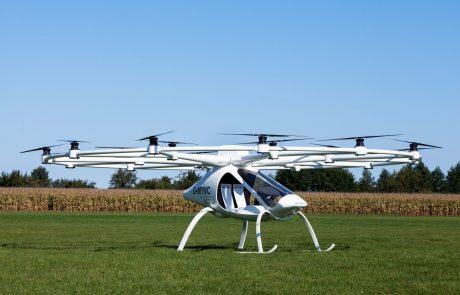 De Volocopter: de vliegende wagen van de toekomst?