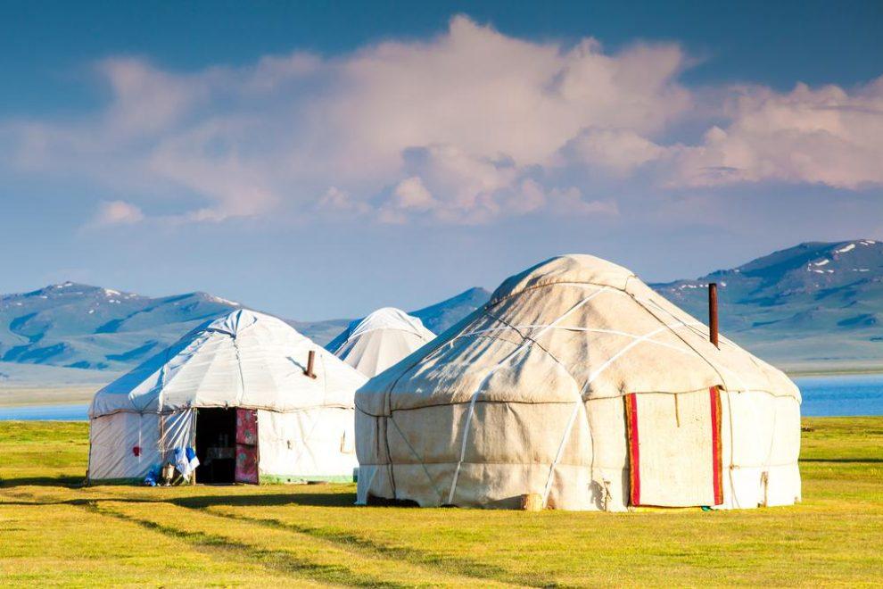 Op ontdekking van Kirgizië