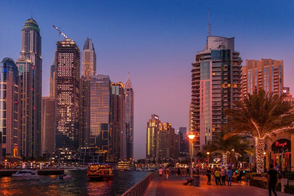 Op reis in de Verenigde Arabische Emiraten
