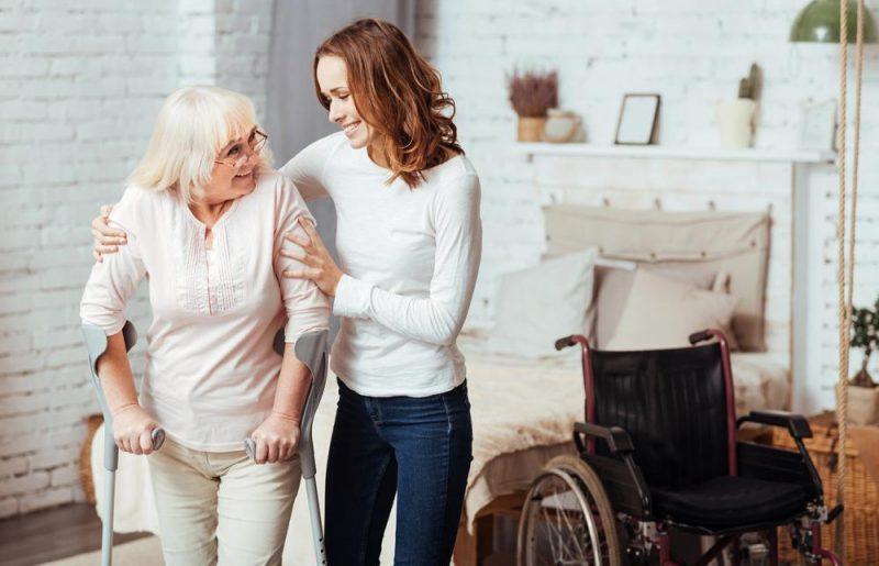 10 services à la personne lors d'un problème de santé