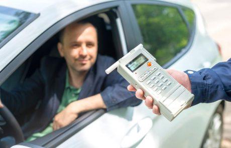 Het in Europa toegelaten alcoholgehalte tijdens het rijden