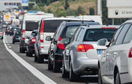De verkeersdruktekalender van de zomer 2018