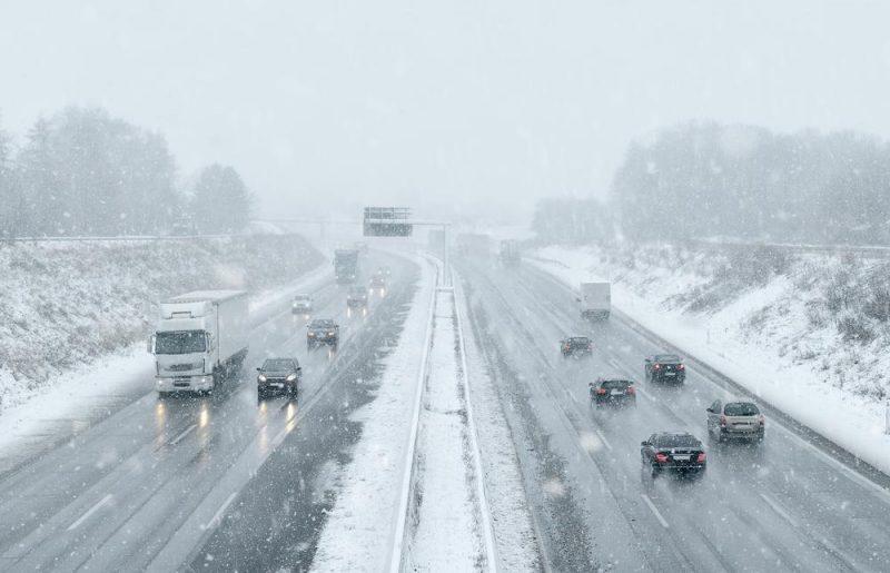 Le trafic vers les Alpes cet hiver (2019)