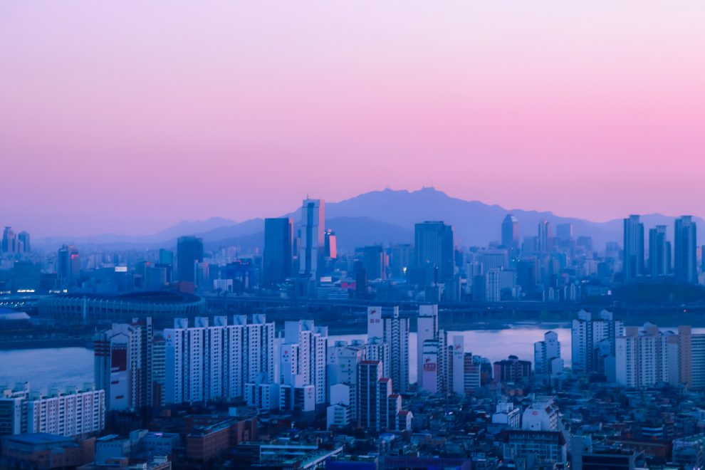 A la découverte de la Corée du Sud