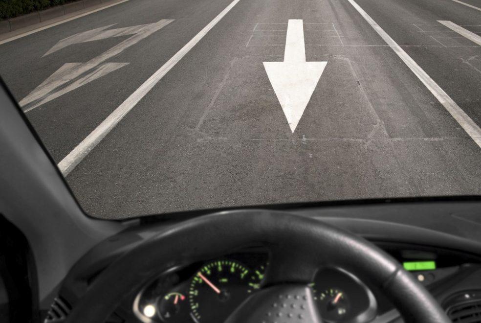 Que faire dans une situation de conducteur fantôme?