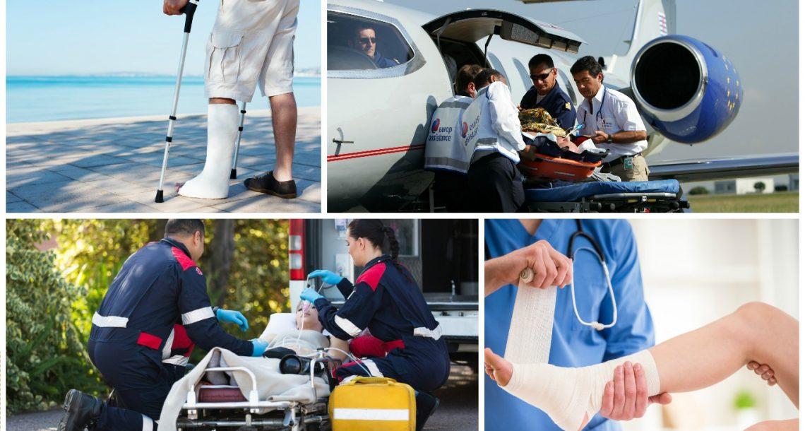 Een medische bijstand aanvragen bij Europ Assistance