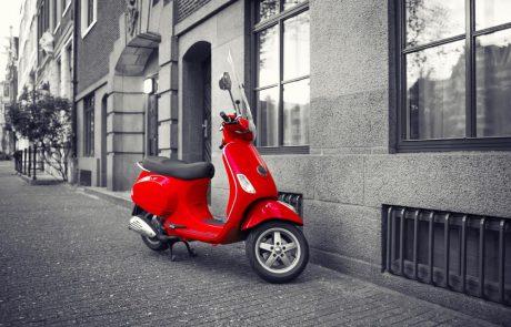 Les avantages du scooter électrique