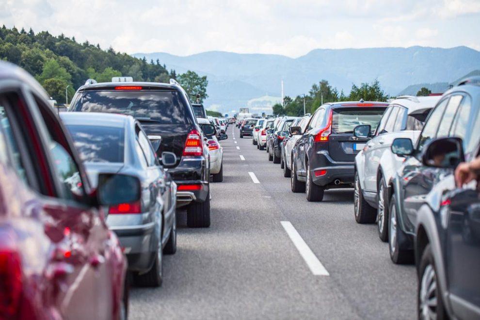 De verkeersdruktekalender van de zomer 2021