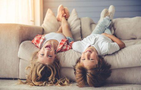 10 activités pour occuper les enfants à la maison