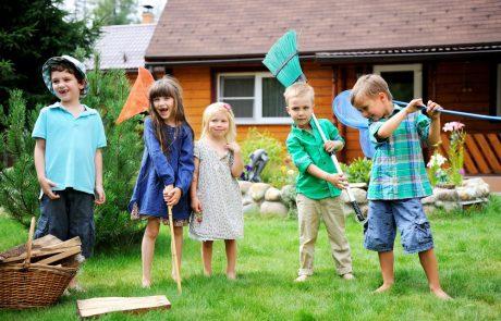 Le slow parenting pour développer la créativité