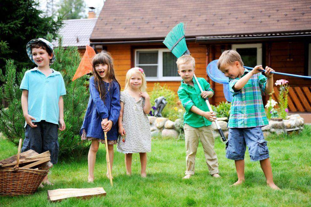 De slow parenting om de creativiteit te bevorderen