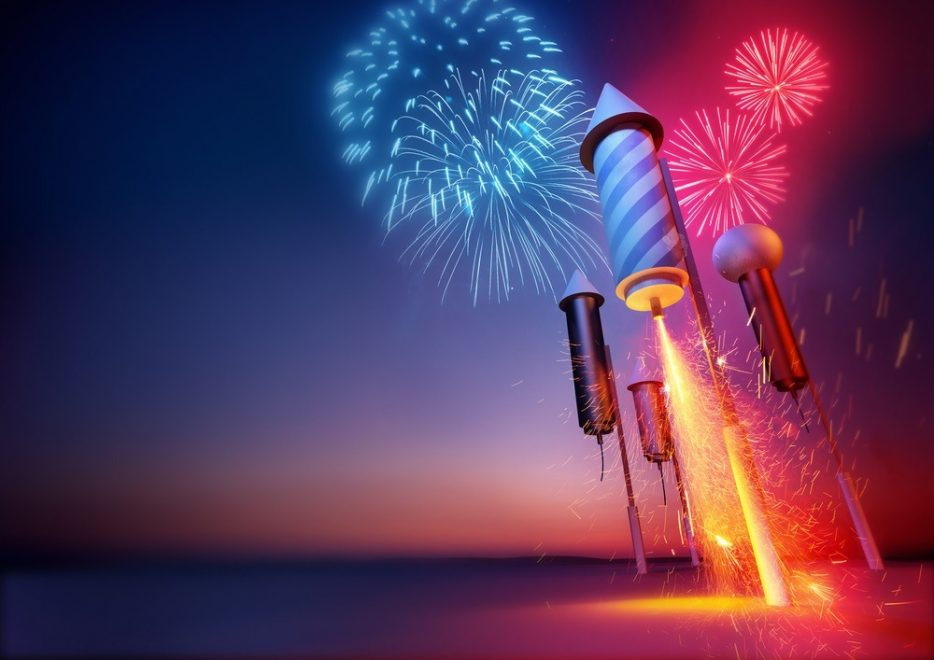 Tips voor een veilig en mooi vuurwerk thuis