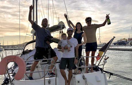 Faire du bateau-stop pour découvrir le monde