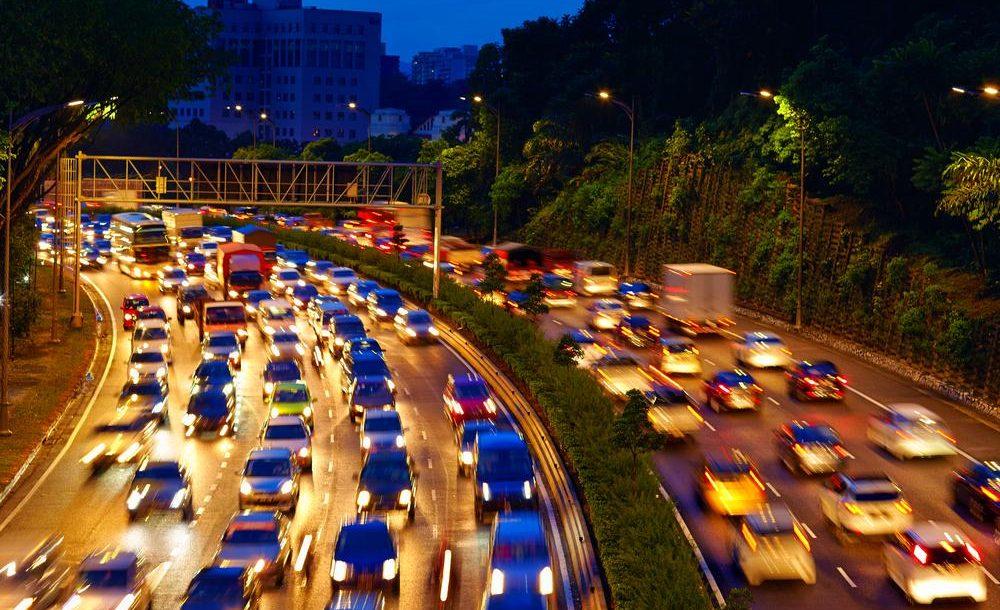 De verkeersdruktekalender van de zomer 2020