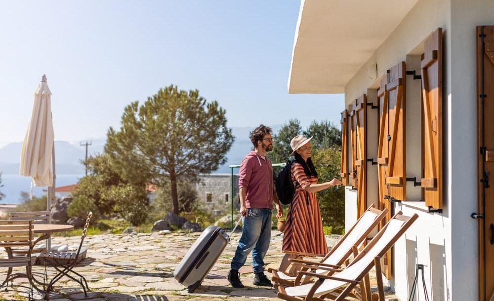 Vakantiewoningen krijgen de volgende maanden de voorkeur van de reizigers