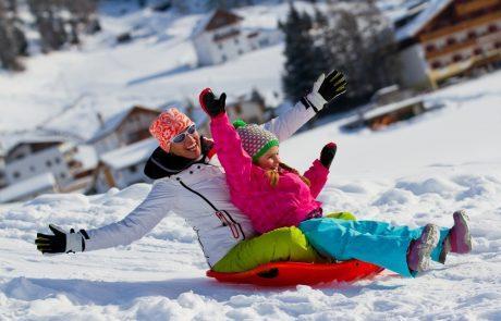 Les sports d'hiver autrement