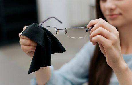 Reizen met een bril of met contactlenzen