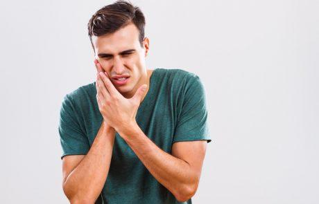 Tandpijn op reis