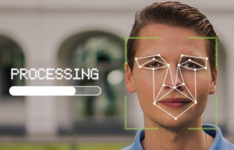 De biometrie of de versterkte cyberveiligheid