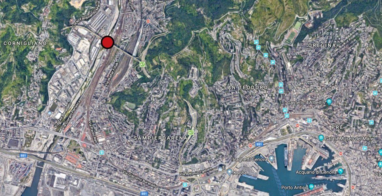 Comment contourner Gênes en voiture?