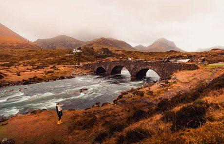A la découverte de l'Île de Skye