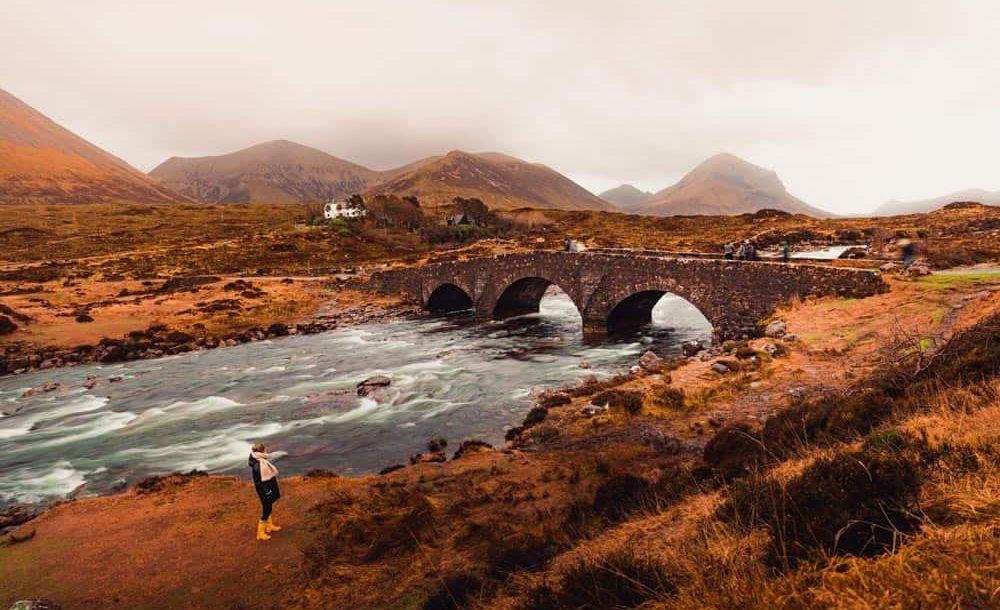 Op ontdekking van Isle of Skye