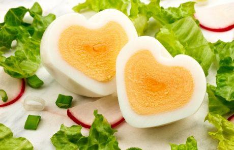 Kook een ei op Sint-Valentijn