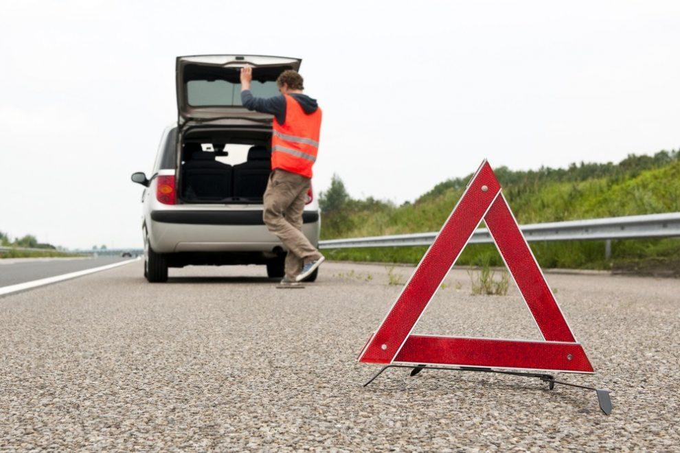 La bande d'arrêt d'urgence: pas pour un dépassement
