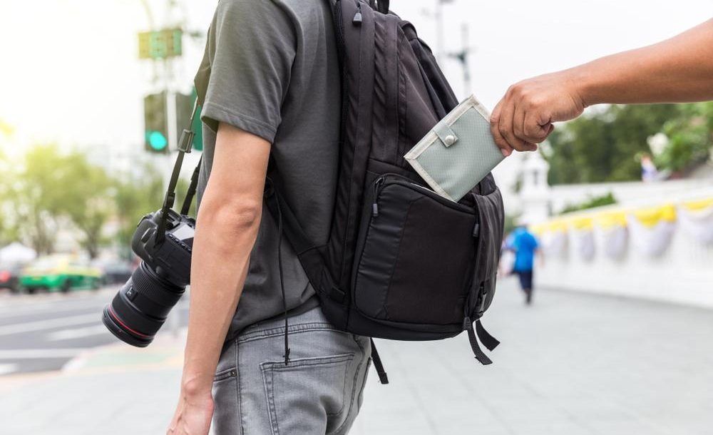 Les trucs et astuces des pickpockets