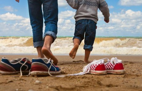 Un week-end à la mer avec les enfants : que faire ?