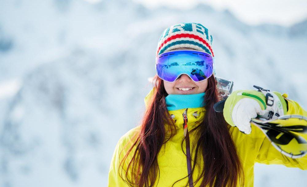 Comment choisir de bonnes lunettes de ski ?