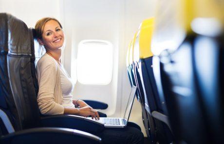 De beste zitplaatsen in het vliegtuig