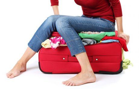 3 filmpjes om uw koffers optimaal in te pakken