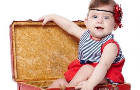 Voyager avec de jeunes enfants: notre expert vous conseille