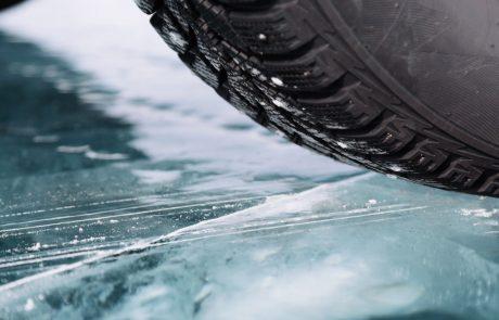 Rouler avec des pneus d'hiver